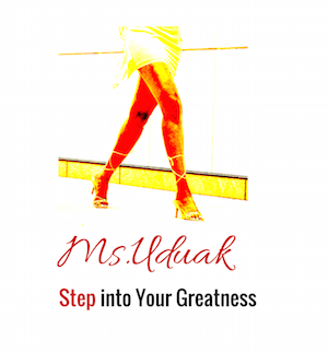 Step into your greatness - Leadership, empowerment, greatness